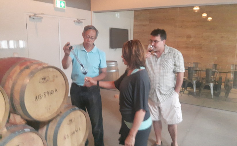 Guided Wine Tours – it's all about you!