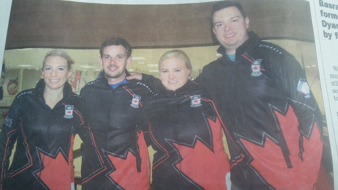 We even toured Curling Team Canada on their Olympic games weekend in Kelowna!