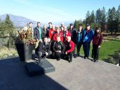 We even toured Curling Team Canada on their Olympic games weekend in Kelowna!